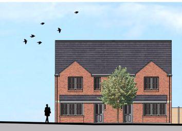 Thumbnail 4 bedroom semi-detached house for sale in Plots 1 & 2 Grammar Close, Blakebrook, Kidderminster, Worcestershire