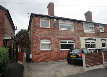 Thumbnail 3 bedroom semi-detached house for sale in Doncaster Avenue, Withington, Manchester