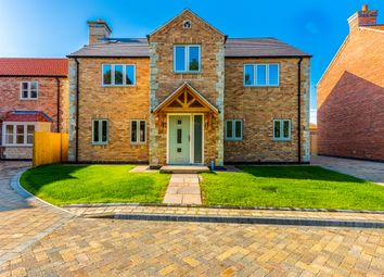 Thumbnail 4 bed detached house for sale in Plot 2, Thorne Lane, Scothern, Lincoln