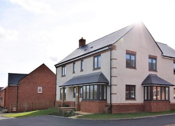 Thumbnail 5 bed detached house for sale in Plot 26, The Ashbury, Nup End Green, Ashleworth, Glos