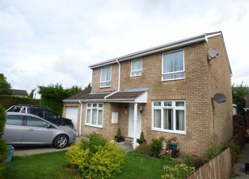 Thumbnail 4 bed detached house for sale in Becket Drive, Weston-Super-Mare