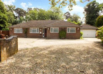 Thumbnail 5 bed detached bungalow for sale in The Street, Crookham Village, Fleet