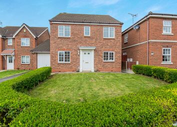 4 bed detached house for sale in Reed Close, Hampton Hargate, Peterborough PE7