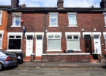 Thumbnail 2 bedroom terraced house for sale in Leonard Street, Stoke-On-Trent