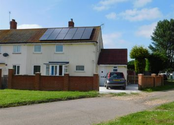 Thumbnail 3 bed semi-detached house for sale in Church Lane, Croft, Skegness