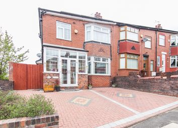 Thumbnail 4 bed end terrace house for sale in Penrith Avenue, Oldham