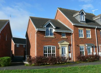 Thumbnail 3 bed semi-detached house to rent in Morgan Walk, Nantwich