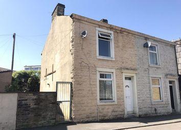 Thumbnail 2 bed semi-detached house to rent in Glebe Street, Great Harwood, Blackburn