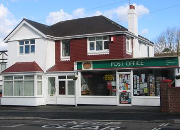 Thumbnail Retail premises for sale in 125 Newton Road, Torquay, Devon