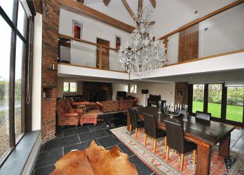 Thumbnail 4 bed barn conversion to rent in Homergreen Barn, Lunt Road, Liverpool