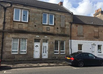 Thumbnail 1 bedroom flat to rent in Cambusnethan Street, Wishaw, North Lanarkshire