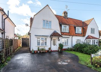 Thumbnail Semi-detached house for sale in Beechwood Villas, Redhill