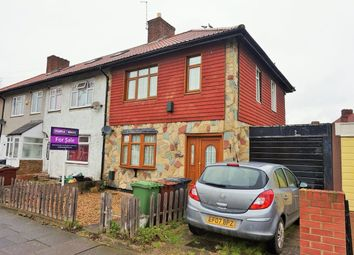 Thumbnail 3 bed semi-detached house for sale in Wood Lane, Dagenham