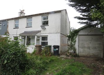 3 bed semi-detached house for sale in Goodwin Crescent, Plymouth PL2