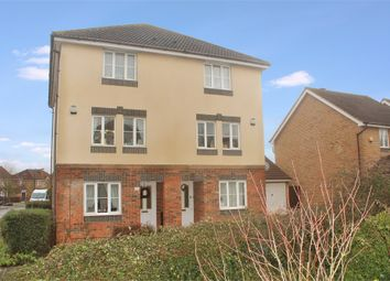 Thumbnail 3 bed town house for sale in Blanchland Circle, Monkston, Milton Keynes, Buckinghamshire