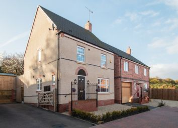 Thumbnail 3 bedroom detached house for sale in Pritchard Drive, Kegworth, Derby