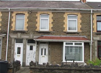 Thumbnail 3 bed terraced house for sale in Wern Road, Neath, West Glamorgan