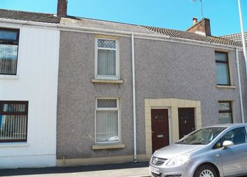 Thumbnail 2 bedroom terraced house for sale in Upper William Street, Llanelli