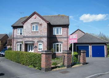 Thumbnail 4 bed detached house for sale in Guest Avenue, Emersons Green, Bristol