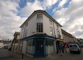 Thumbnail Flat to rent in High Street, Royston