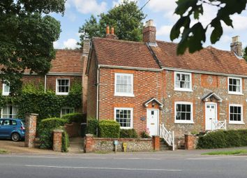 Thumbnail 2 bed cottage for sale in Free Street, Bishops Waltham, Southampton
