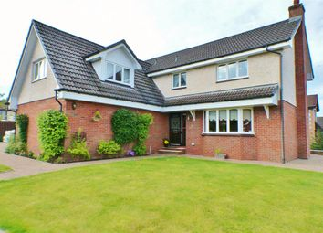 Thumbnail 6 bedroom detached house for sale in Wood Aven Drive, Stewartfield, East Kilbride