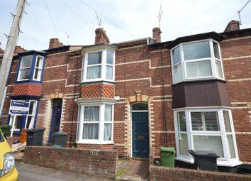 Thumbnail 2 bed terraced house to rent in St Leonards Avenue, St Leonards, Exeter, Devon