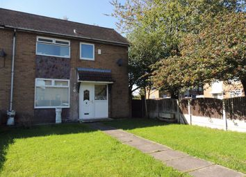 Thumbnail 2 bed end terrace house for sale in Denbigh Road, Denton, Manchester