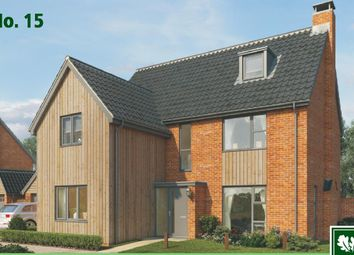 Thumbnail 5 bed detached house for sale in Nightinghale Close, Melton, Woodbridge