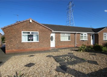 Thumbnail 3 bed semi-detached bungalow to rent in Rosedale Avenue, Woolston, Warrington
