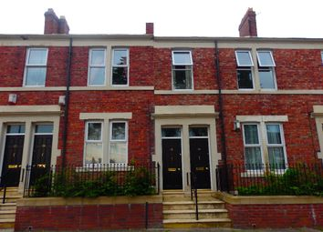 Thumbnail 2 bed flat to rent in Bensham Crescent, Gateshead