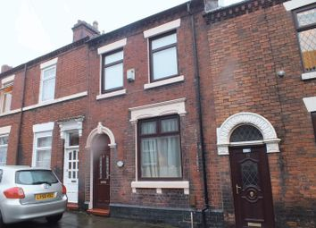 Thumbnail 2 bedroom terraced house to rent in Robert Street, Tunstall, Stoke-On-Trent