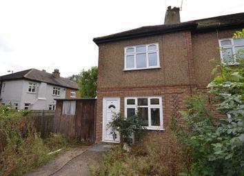 Thumbnail 2 bedroom end terrace house for sale in Sherwood Terrace, Whetstone, London