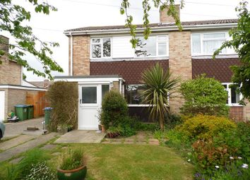 Thumbnail 3 bed semi-detached house to rent in Westgate, Stubbington, Fareham