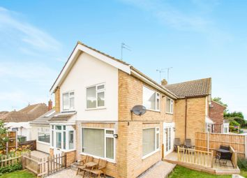 Thumbnail 3 bedroom semi-detached house for sale in Judith Drive, Countesthorpe, Leicester