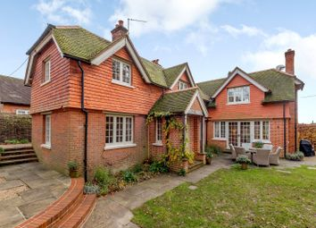 Thumbnail 4 bedroom link-detached house for sale in Thirtover, Cold Ash, Thatcham, Berkshire