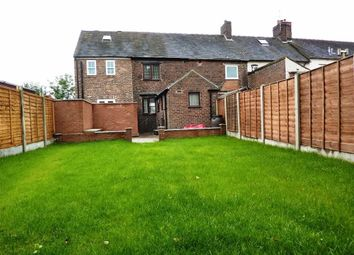 Thumbnail 2 bedroom terraced house to rent in Chapel Street, Silverdale, Newcastle-Under-Lyme