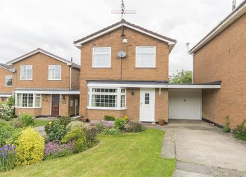 Thumbnail 3 bed detached house for sale in Greenways, Walton, Chesterfield