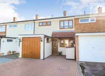 Thumbnail 3 bed terraced house for sale in Lincoln Way, Canvey Island