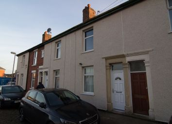 Thumbnail 2 bed terraced house to rent in Stefano Road, Preston