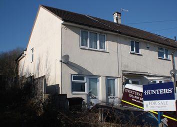 Thumbnail 1 bed flat for sale in Mellent Avenue, Hartcliffe, Bristol