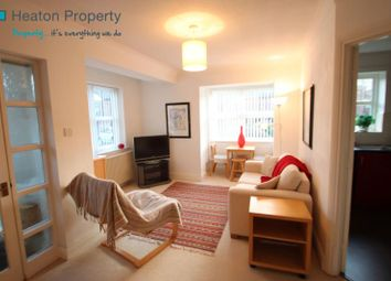Thumbnail 1 bed semi-detached house to rent in Portland Mews, Helmsley Road, Sandyford, Newcastle Upon Tyne