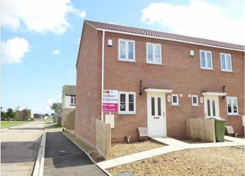 Thumbnail 2 bed end terrace house to rent in Harrys Way, Wisbech, Cambs