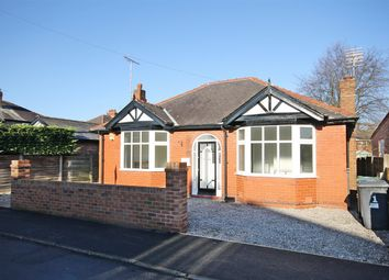 Thumbnail 3 bedroom detached bungalow for sale in Cawthorne Avenue, Grappenhall, Warrington