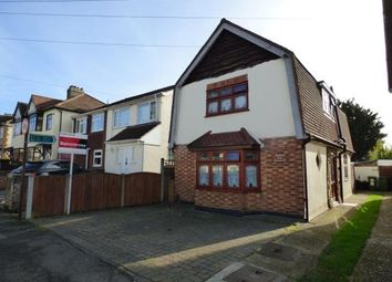 Thumbnail 3 bedroom detached house for sale in Bush Elms Road, Hornchurch