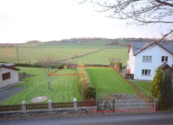 Thumbnail Commercial property for sale in Building Plot, Adj Nirvana, Taliesin, Powys