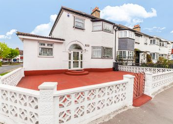 Thumbnail 5 bed end terrace house for sale in Green Lane, Norbury, London