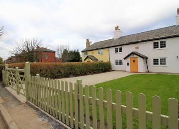 Thumbnail 3 bed cottage for sale in Ellenbrook Road, Worsley, Manchester