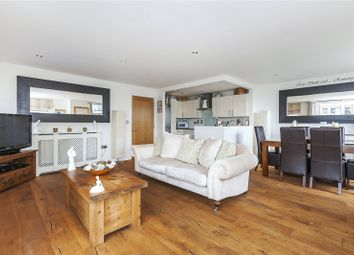 Thumbnail 3 bed flat for sale in Wards Wharf Approach, London, London