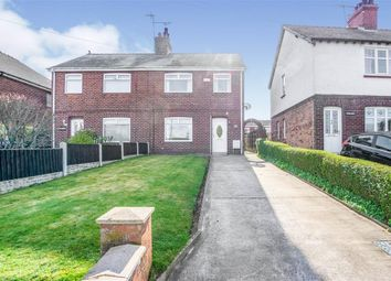 Thumbnail 3 bed semi-detached house for sale in Church Road, Saughall, Chester